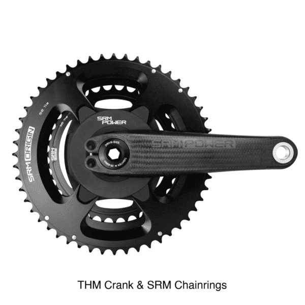 SRM Origin Road Carbon THM Powermeter crank XP Sport.de 2