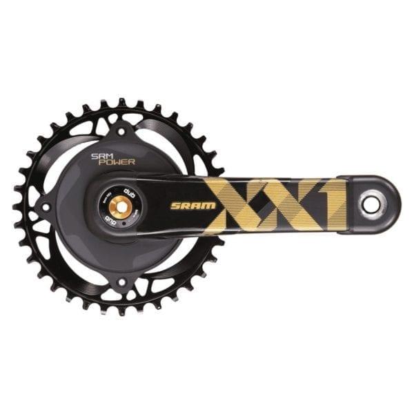 SRM SRAM XX1 Powermeter Kurbel XP Sport.de