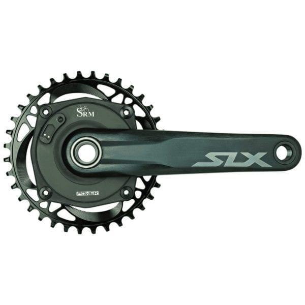 SRM Shimano MTB Powermeter Crank XTR XT SLX XP Sport.de 3