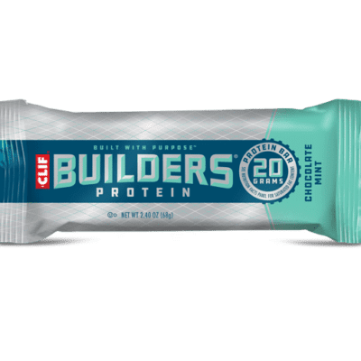 CLIF Bar Builders Protein Bar Chocolate mint