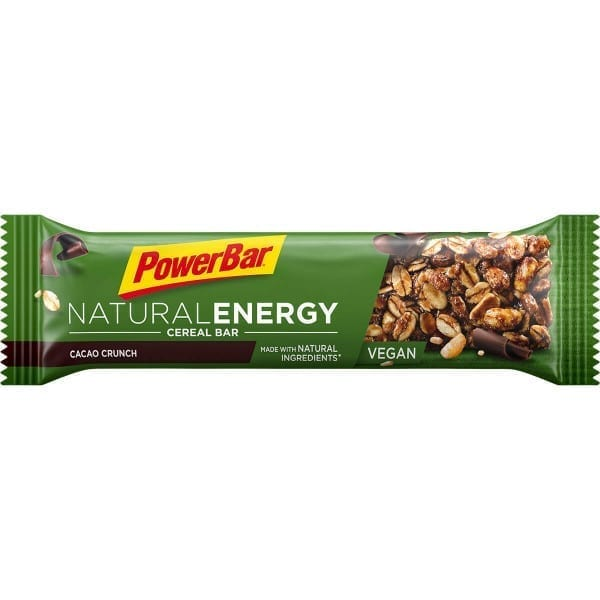 PowerBar Natural Energy Barra de cereais barra de cacau crocante