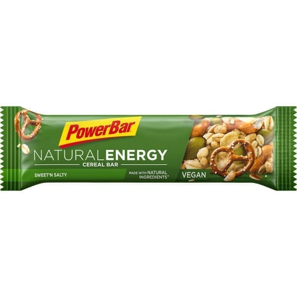 PowerBar Natural Energy Bar Barretta ai cereali dolci e salati