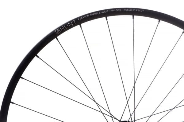 HUNT 4 Season Gravel Disc Laufrasatz X Wide Wheelset XP Sport 03