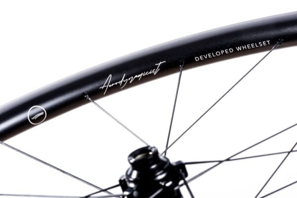 HUNT 34 Aero Wide Disc wheelset roues XP Sport 07