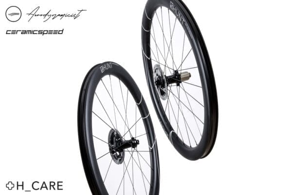 HUNT 48 Limitless Aero Disc Laufradsatz carbon wheels XP Sport