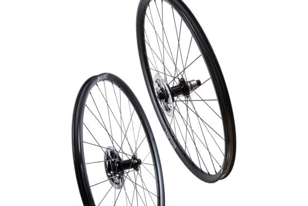 HUNT 650B Adventure Carbon Disc wheelset roues XP Sport 0