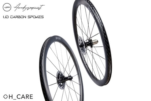 HUNT Aerodynamicist Carbon Disc wheelset wheels XP Sport