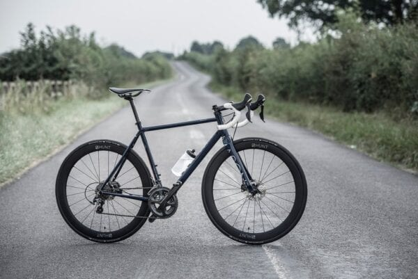 Hunt 50 Carbon Aero Disc ruote a disco in carbonio XP Sport bicicletta