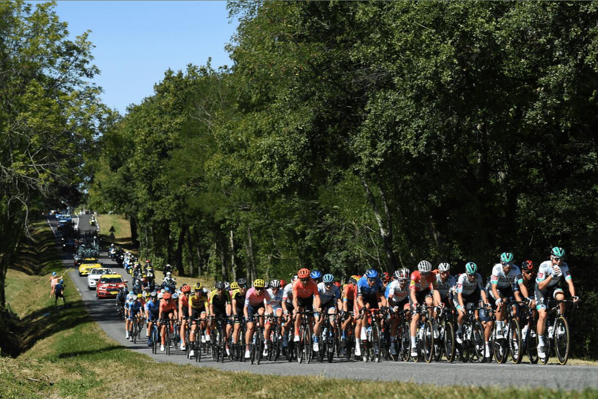 Bora-hansgrohe kontrolliert im Kampf um das Grüne Trikot das Renngeschehen der Tour de France 2020