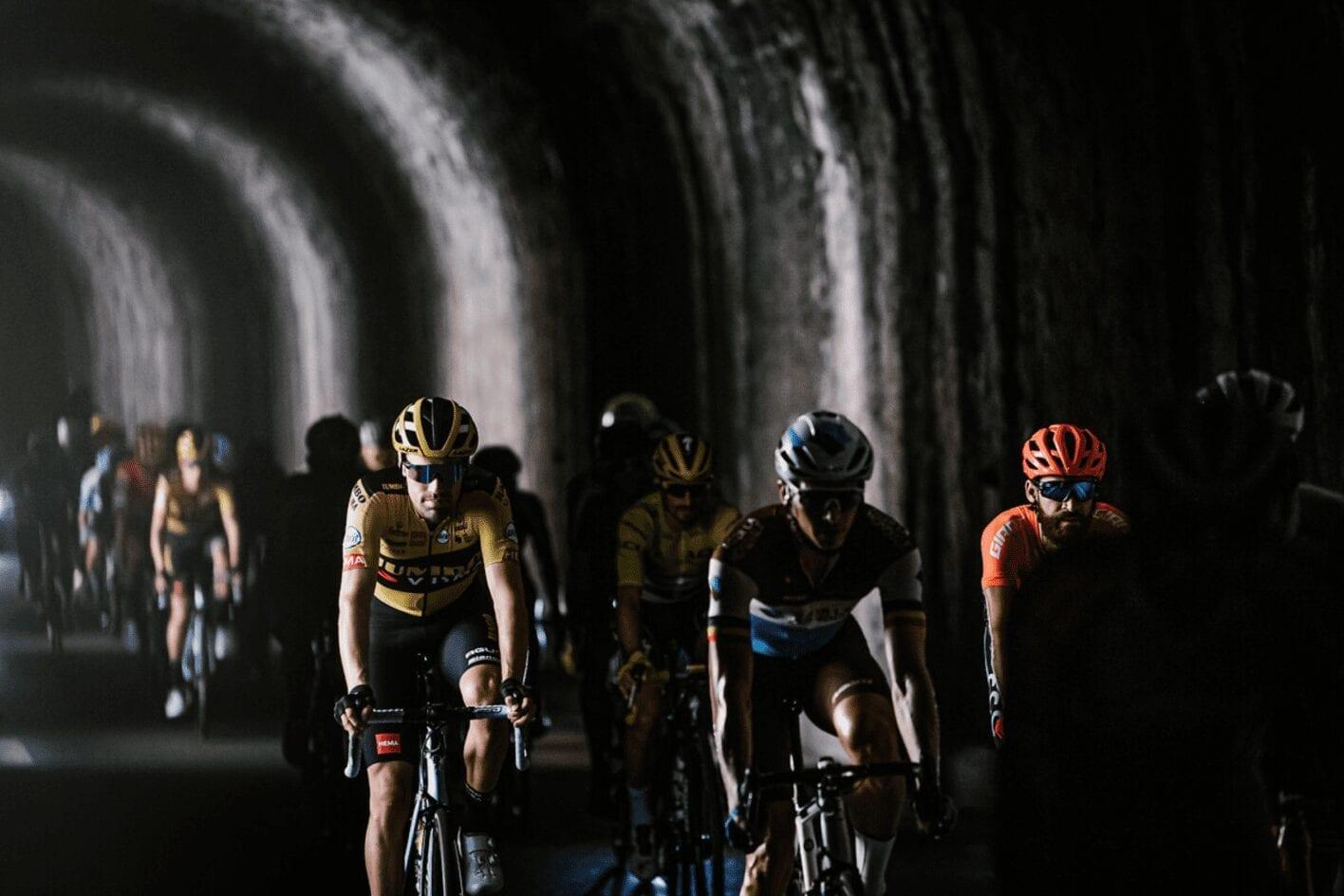 Simon Geschke und Tom Dumoulin bei der Tour de France