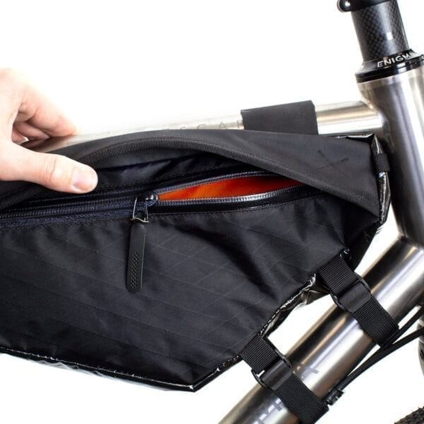 Restrap Adventure Race Rahmentasche frame bag XP Sport 4