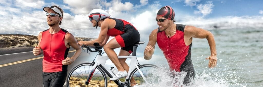 Touchless Transition beim Triathlon mit der Wahoo ELMENT Rival Sportuhr