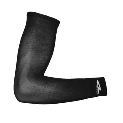 DeFeet Armskin SL D Logo chauffe-bras noir