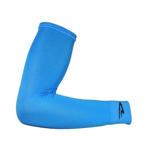 DeFeet Armskin SL D Logo Armlinge blue
