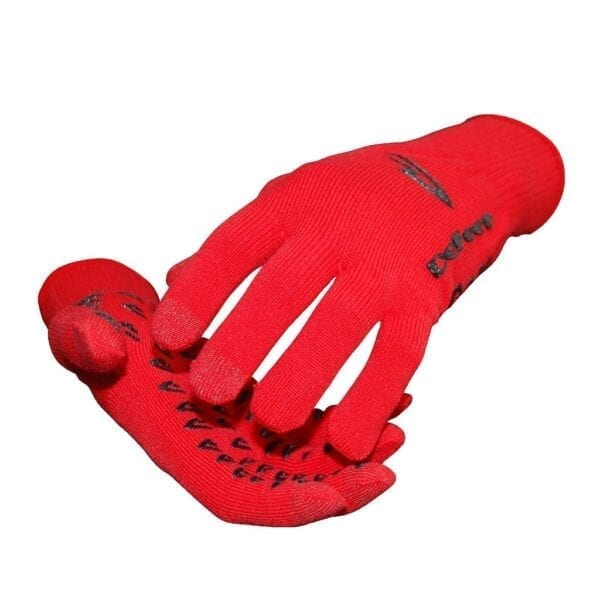 DeFeet Duraglove ET Handschuhe Rot red