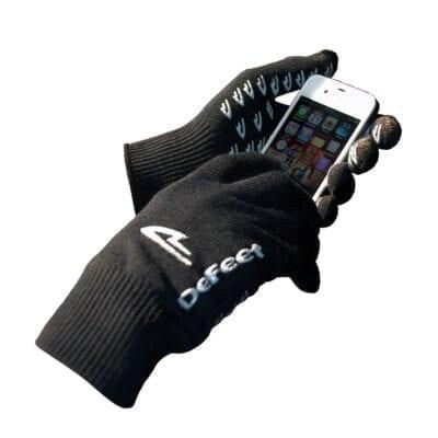 DeFeet Duraglove ET Handschuhe Schwarz black 2