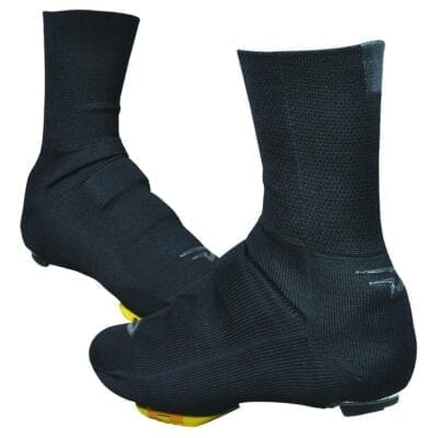 Couvre-chaussure DeFeet Slipstream Strada noir