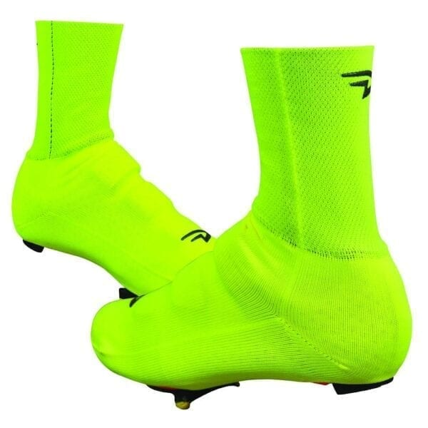 DeFeet Slipstream Strada Überschuhe shoe cover yellow