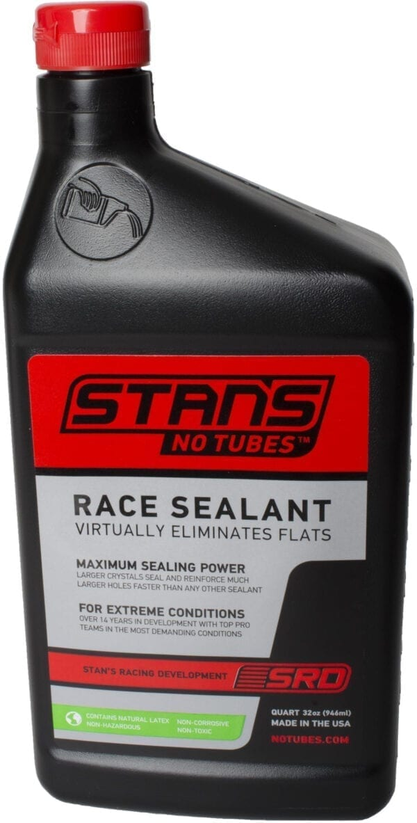 Stans NoTubes Race Sealant Reifendichtmittel 946 ml 32 oz scaled